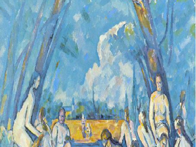 Cidade natal homenageia o pintor Paul Cézanne  no centenário de sua morte.