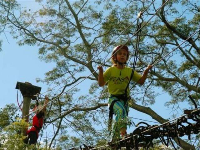 Brotas: ideal para férias com filhos pequenos ou adolescentes