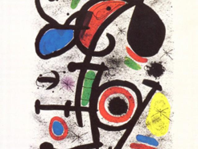 Fundação Edson Queiroz leva Miró para Fortaleza