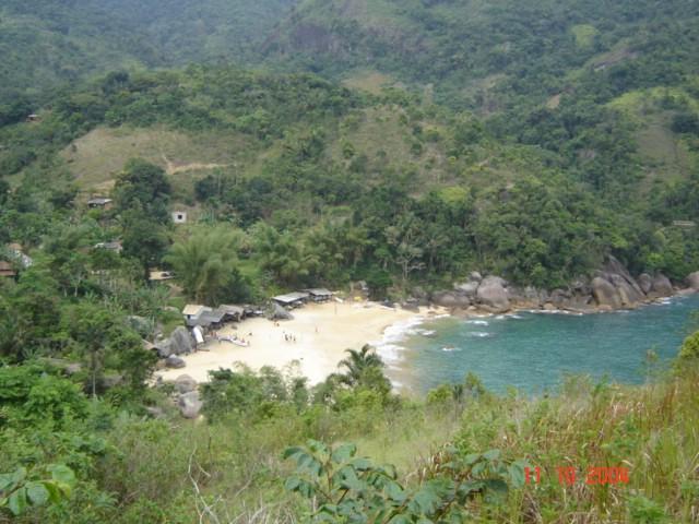 Praia do Sono-RJ oferece o ambiente perfeito para os aventureiros
