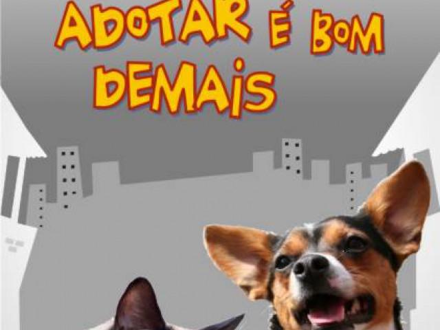 Cartilha Educativa 2007 do Dia Nacional de Adotar um Animal foi lançada na Pet South