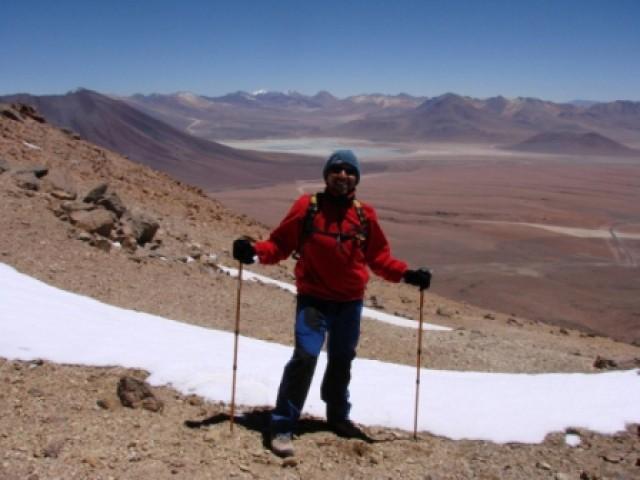 Força e resistência são a base do atleta que irá desafiar o Everest