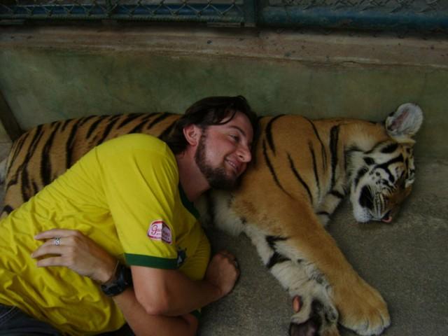 Parque Tiger Kingdom encantou o Mochileiro das Maravilhas