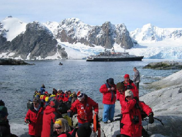 Viagens para a Antártida no Inverno é uma novidade para o turista
