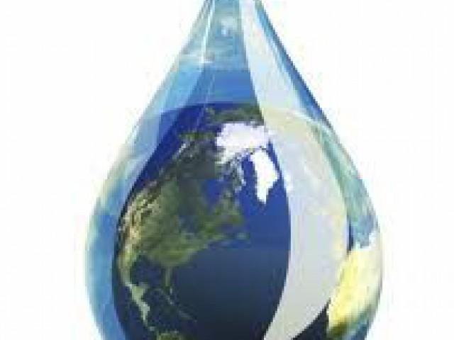 Um Dia da Água sem água