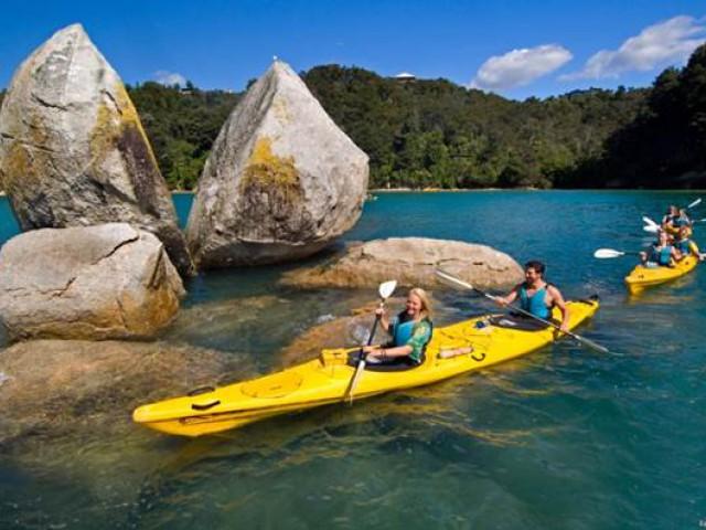 Eventos esportivos agitam o verão na Nova Zelândia