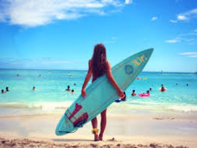 Surfe fortalece imagem do país como destino turístico