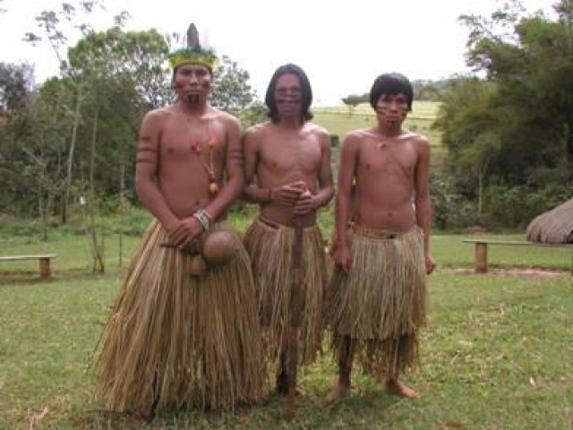 Turismo celebra a riqueza da cultura indígena