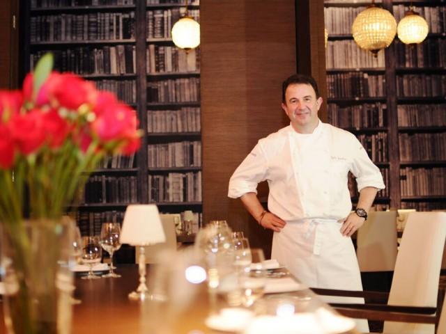 Restaurante de Martín Berasategui é eleito o melhor de alta cozinha do mundo